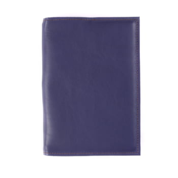 A5 Discovery Indigo leather cover