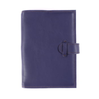 A5 Discovery Indigo Tab leather cover