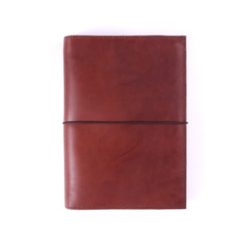 B6 Discovery Cognac Elastic leather cover