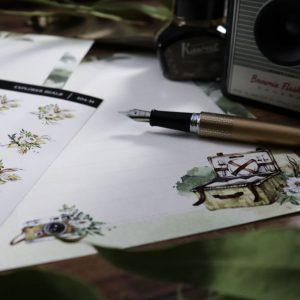 Explorer – Letter Writing Box Set
