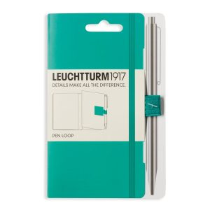 Leuchtturm1917 Pen Loop – Emerald