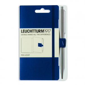 Leuchtturm1917 Pen Loop – Navy