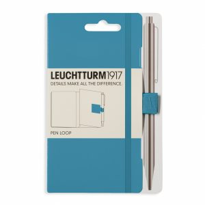 Leuchtturm1917 Pen Loop – Nordic Blue