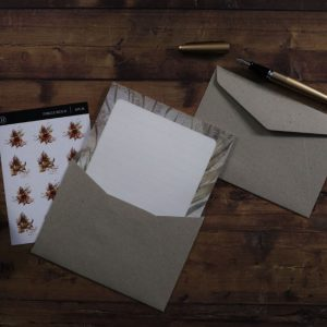 Jungle – Mini Letter Writing Set