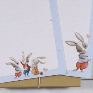 Rabbit Fables – Letter Writing Box Set