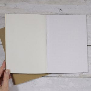 A5 Dot Grid Softcover Notebook 64 pg – 2 pack (Helen McLean brand)