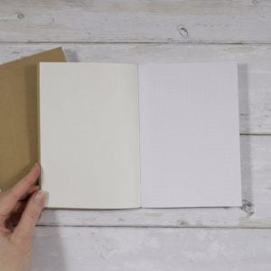 B6 Dot Grid Softcover Notebook 64 pg – 2 pack (Helen McLean brand)