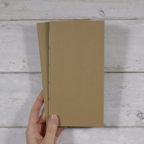 Slim Standard TN Dot Grid Softcover Notebook 2 pack