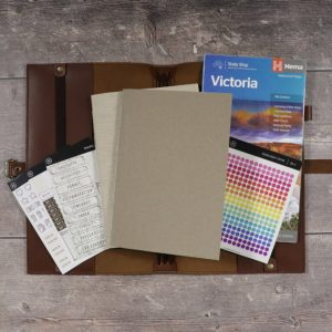 Australian Travel Planning Set