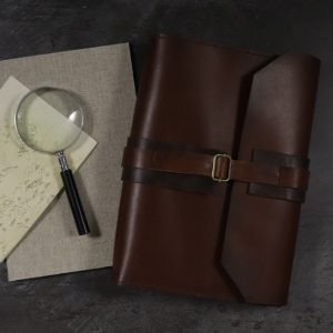 Last Crusade – A5 Leather Cover & Notebooks