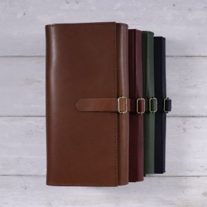 Moleskine Tri-fold Leather Cover