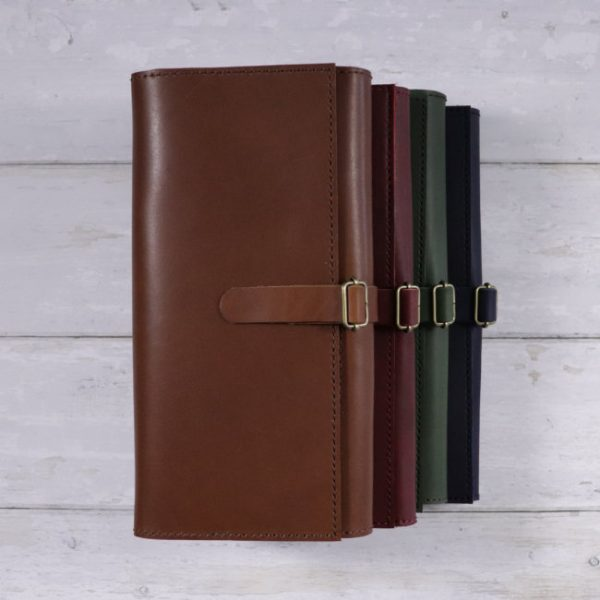 leather travel cover all colours available