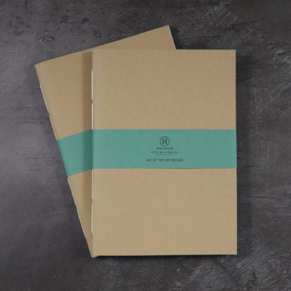 soft cover notebooks package shot 2pks