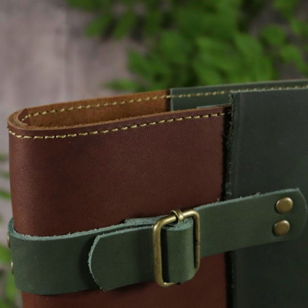the hobbit leather cover by helen mclean details