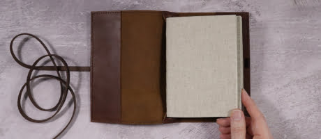 patreon leather journal club