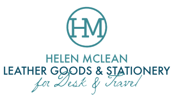 Helen McLean Leather Goods & Stationery