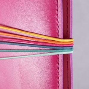 Coloured Elastic Closures – 6 pack