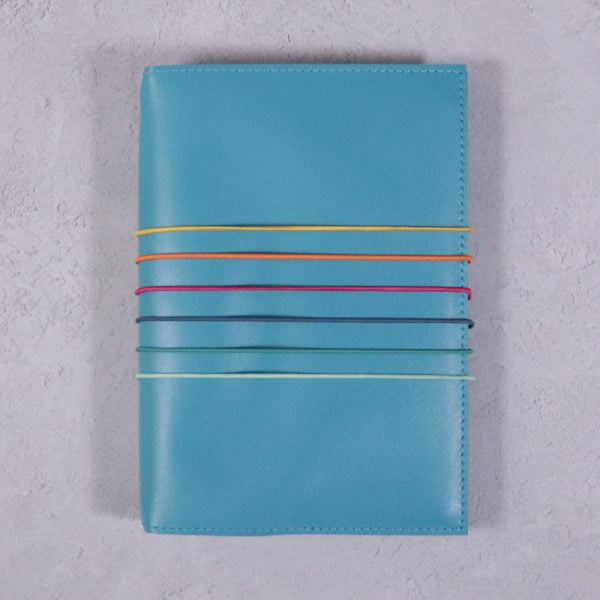 teal 6 elastic colour pack 4
