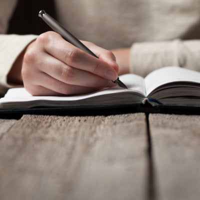 well being journaling for men